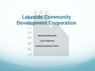 Lakeside Community Development Corporation