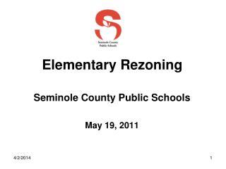 Elementary Rezoning