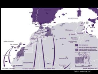 Source Migreurop 2007