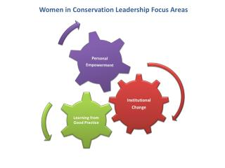 Women in Conservation Leadership Focus Areas