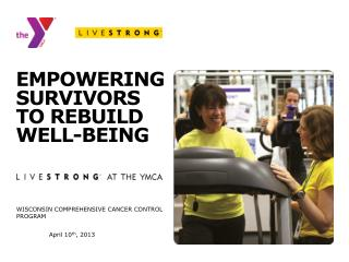 Empowering survivors to rebuild well-being