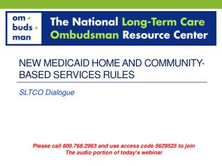 New Medicaid Home and Community-Based Services Rules