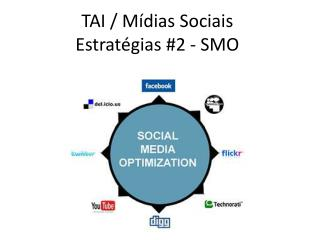 TAI / Mídias Sociais  Estratégias  #2 - SMO
