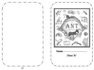 Name :------------------------ Class 5/
