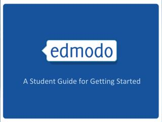 A Student Guide for Getting Started