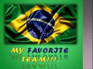 My  favorite  team!!!