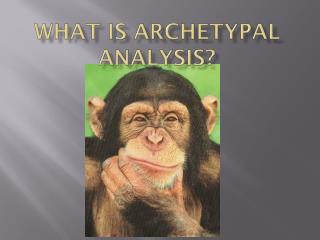 What is Archetypal Analysis?