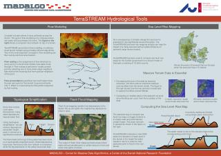 TerraSTREAM Hydrological Tools