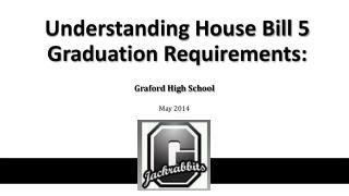 Understanding House Bill 5 Graduation Requirements: