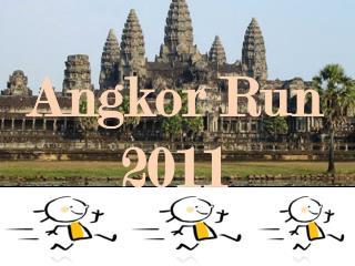 Angkor Run 2011