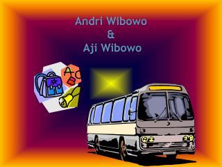 Andri Wibowo & Aji Wibowo