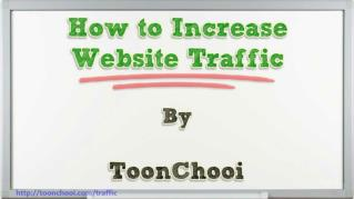 ppt-42078-How-to-Increase-Website-Traffic