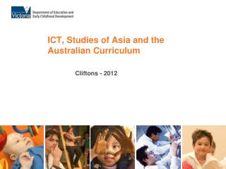 ICT, Studies  of Asia and the  Australian Curriculum