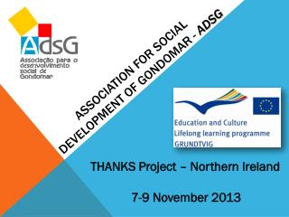 Association for Social Development of  Gondomar  -  adsg