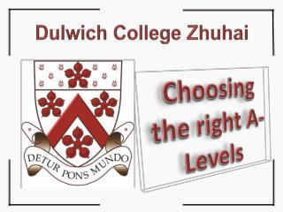Dulwich College Zhuhai