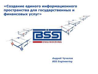 Андрей  Чучелов  BSS  Engineering
