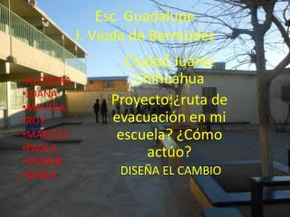Esc. Guadalupe  J. Viuda de Bermúdez