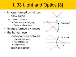 L 33 Light and Optics [3]