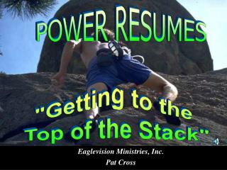 Eaglevision Ministries, Inc. Pat Cross