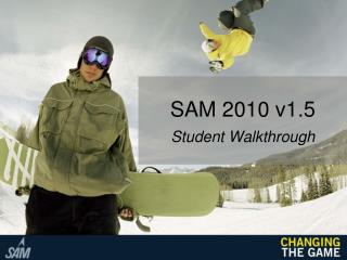 SAM 2010 v1.5