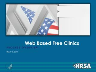 Web Based Free Clinics