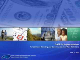 GASB 54 Implementation