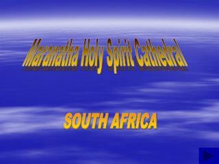 Maranatha Holy Spirit Cathedral