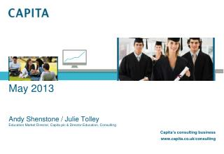 Capita's consulting business  capita.co.uk/consulting