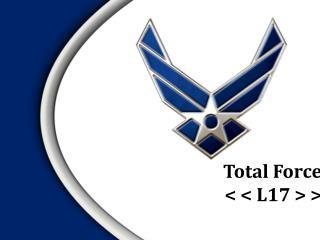Total Force < < L17 > >
