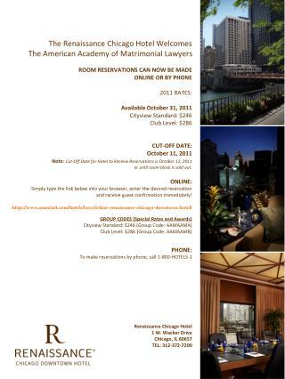3 - Hotel Reservation Flyer