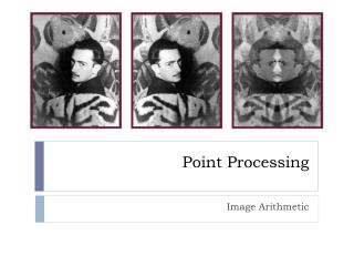 Point Processing