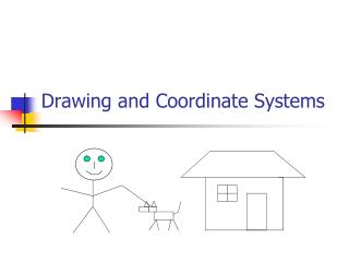 Drawing and Coordinate Systems