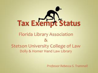 Tax Exempt Status