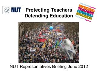 Protecting Teachers Defending Education