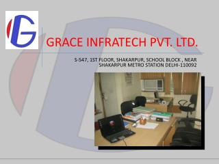 GRACE INFRATECH PVT. LTD.