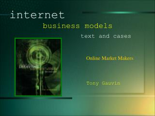 Online Market Makers