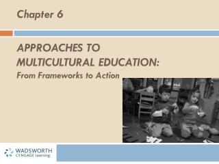 Approaches to Multicultural Education:  From Frameworks to Action
