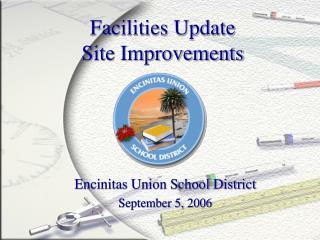 Facilities Update Site Improvements