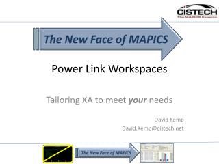 Power Link Workspaces