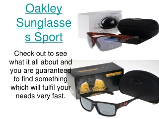 Oakley Sunglasses Kids