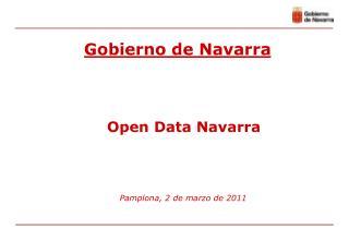 Open Data Navarra