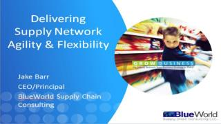 You Must �Design In� Agility & Flexibility