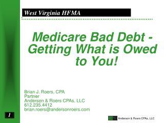 West Virginia HFMA