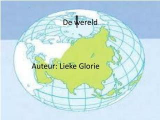 De wereld