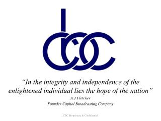 """""""In the integrity and independence of the enlightened individual lies the hope of the nation"""""""
