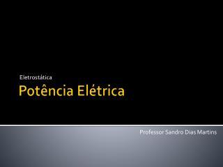 Pot�ncia El�trica