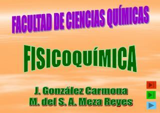 FACULTAD DE CIENCIAS QU�MICAS