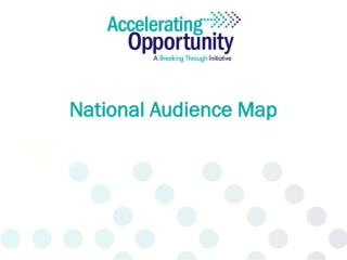 National Audience Map