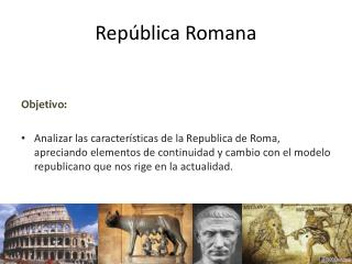 Rep�blica Romana