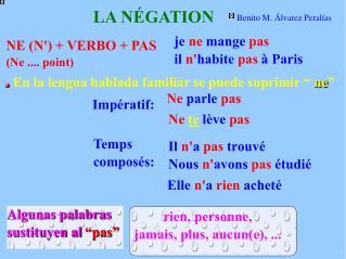 LA N�GATION